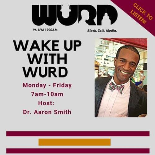 Wake Up With WURD 11.16.18 - Rashida Braggs