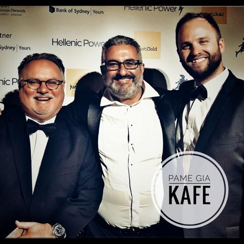Proinos Kafes podcast - 26 May 2015 - Bill Sakellaris & Dr John Manolopoulos