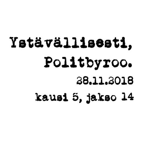 Väestöennuste ja perhebarometri, STM:n kriisi, Liike Nyt vaaleihin, perintöveroaloite – 28.11.2018