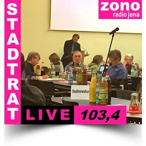 Hörfunkliveübertragung (Teil 2) der Fortsetzung 49. Sitzung des Stadtrates der Stadt Jena