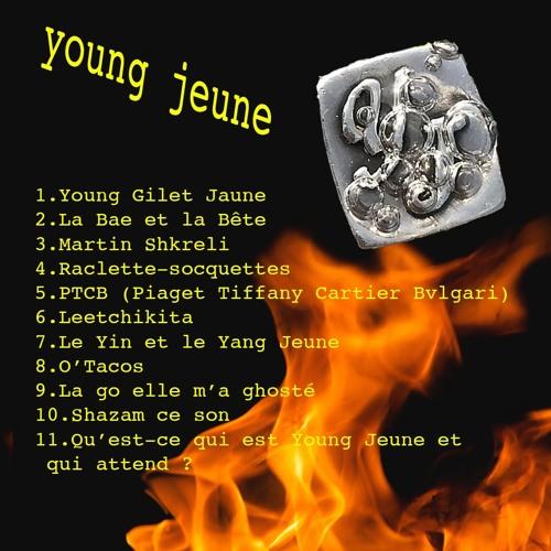 Young Gilet Jaune