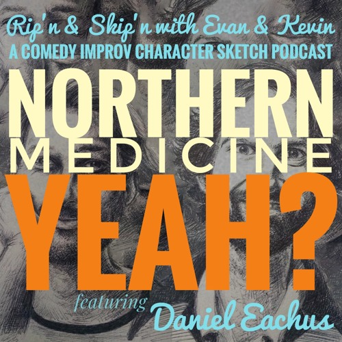 Ep 129 - East Meets West With Daniel Eachus