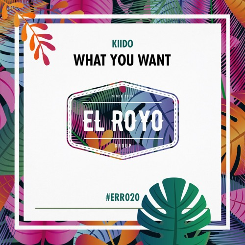 KIIDO - What You Want (Original Mix)