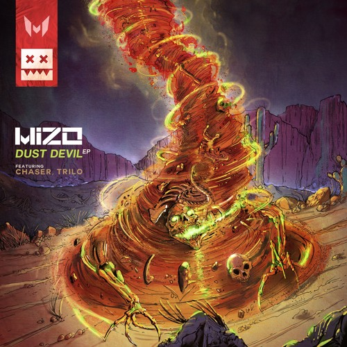 Mizo - Dust Devil (EP) 2018