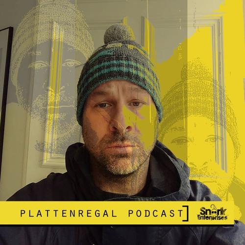 Neil Landstrumm - Plattenregal Podcast