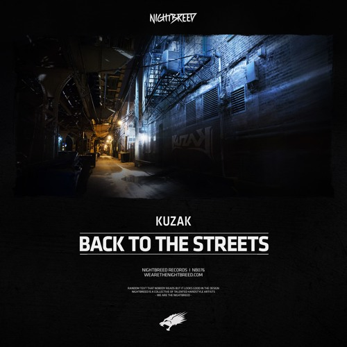 Kuzak - Back To The Streets