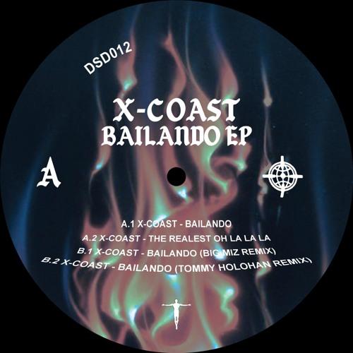 X-Coast - Bailando (EP) 2019