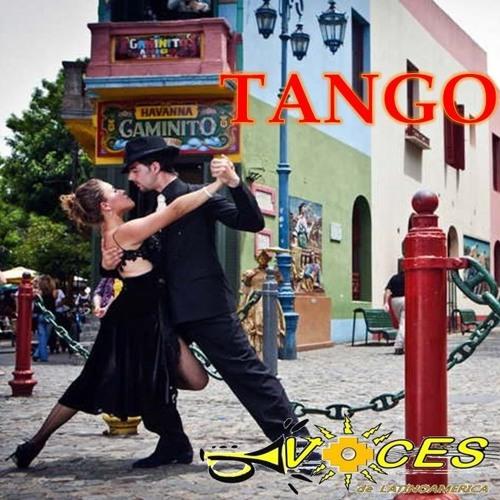 """""""Tango"""" en Voces de Latinoamérica 27.11.2018"""