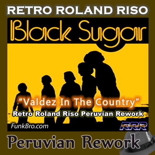Black Sugar - Valdez In The Country (Retro Roland Riso Peruvian Rework)