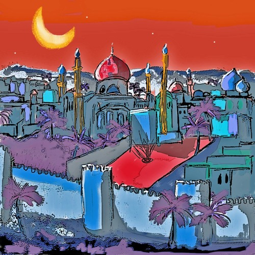 Cosmopolitan Medieval Arabic World