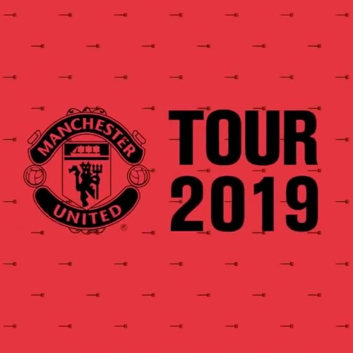 World Show - Manchester United Tour 2019 Reveal