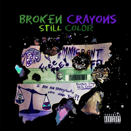 BROKEN CRAYONS STILL COLOR