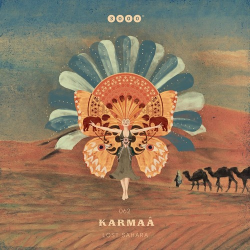 "Now - 3000Grad062 ""KARMAÂ"" Lost Sahara EP  incl. POPHOP Remix [OUT ON 14/12/18]"