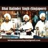 Bhai Rajinder Singh (Singapore) - Mahiwal Nu Sohni Neh Tardi