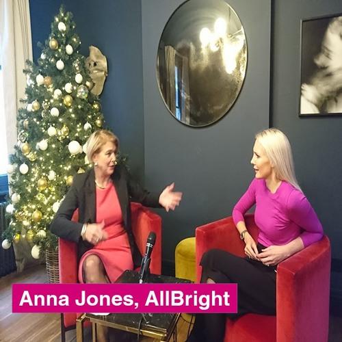 Interview: Anna Jones of AllBright