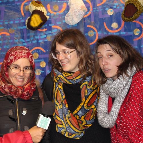 RFL101 WAX Et Création Textile Dans La Place Sanitas