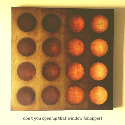 HAMITR - don't you open up that window {shopper}