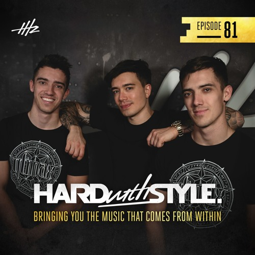 Headhunterz - HARD with STYLE Episode 81: Guestmix by Sound Rush
