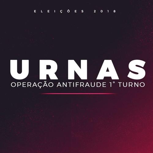 URNAS | operação antifraude 1º Turno