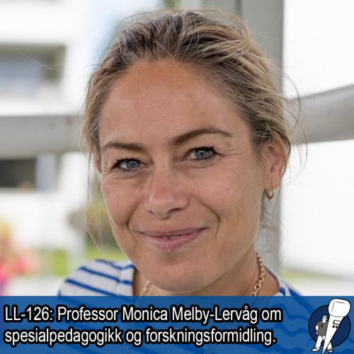 LL-126: Monica Melby-Lervåg om utfordringer for spesialpedagogikken