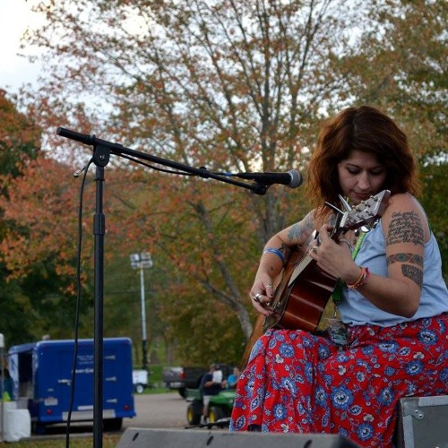 Cigarette Day Dreams- Cage the Elephant Cover - Meagan Hillyer