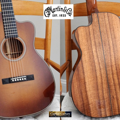 Martin Custom 00 - 12 Cutaway 1510436 Ch1