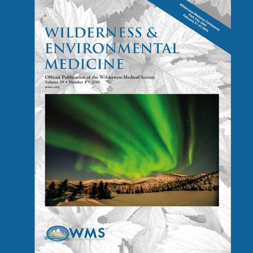 December 2018 - Wilderness & Environmental Medicine Live