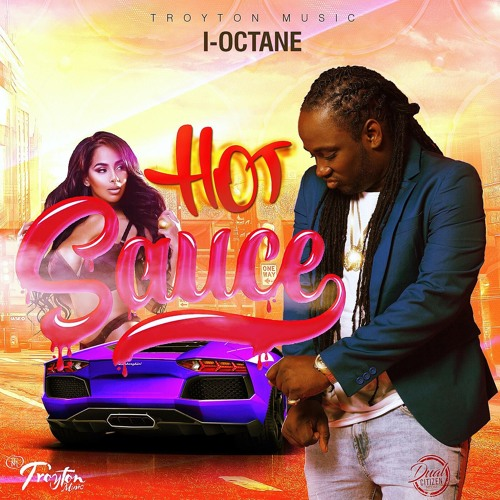 I-Octane Hot Sauce