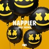 Download Marshmello & Bastille - Happier (Jauz Remix) Mp3