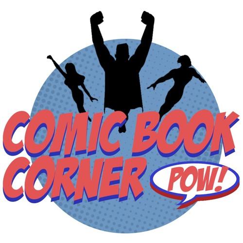 Comic Book Corner Episode #23- All the books!