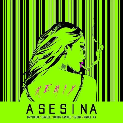 98 Asesina - Brytiago X Darell X Otros - DJ Araujo Remixe