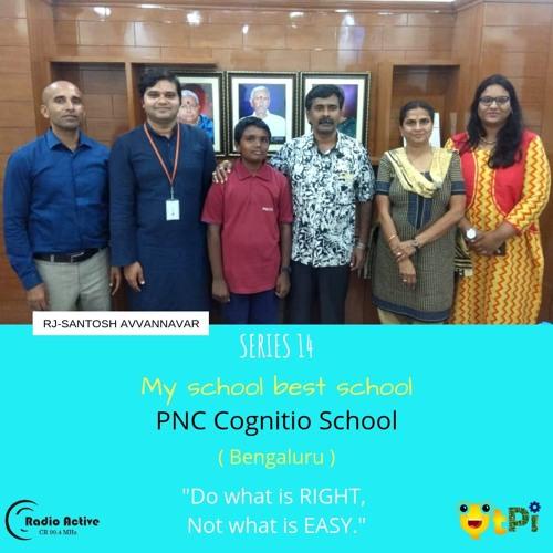 My School Best School Series 14-PNC Cognitio School - Bengaluru