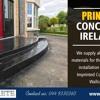 Printed Concrete Ireland