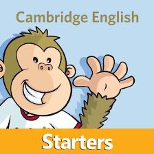 Cambridge English YLE Starters Sample Listening Test Volume 2 by