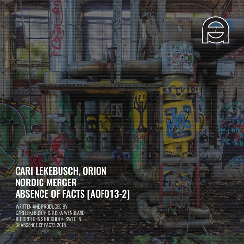 Cari Lekebusch, Orion - Nordic Merger (Original Mix) [Absence Of Facts]