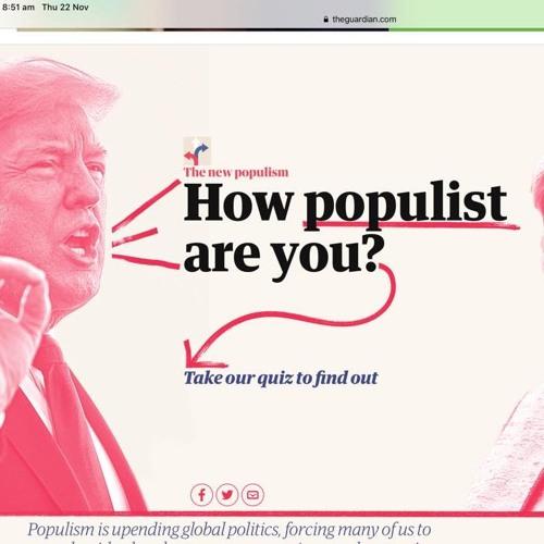 Radio Reversal - Populism