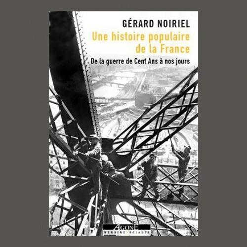 """Gérard Noiriel """"Une histoire populaire de la France"""" éd. Agone"""