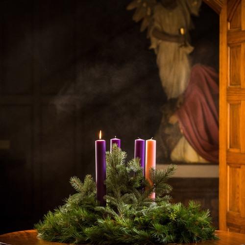 Bishop David O'Connell, Happy Advent 2018