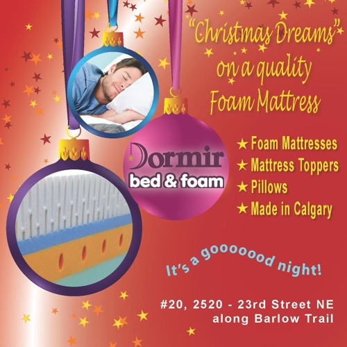 Dormir Bed & Foam Christmas Radio Ad - A Sleepy Santa