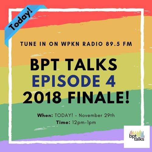 BPT Talks part of BPT Generation Now!  | Nov '18