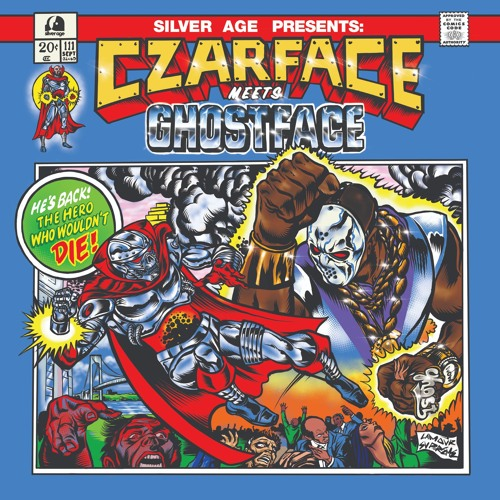 CZARFACE & Ghostface Killah - Iron Claw (Ft. Kendra Morris)