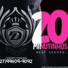 20 MINUTINHOS DE BEAT SERRÃO [ DJ LD DA FAVELINHA ]