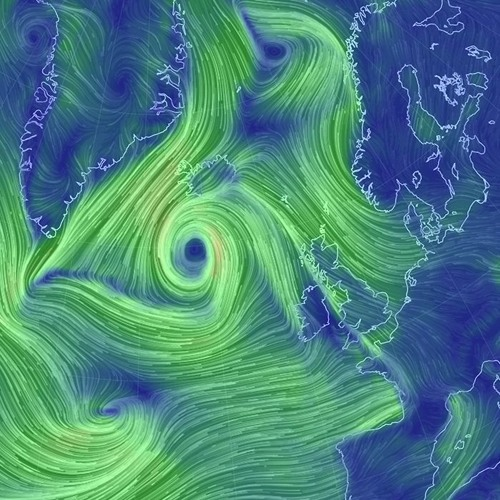Wind Map (2018): for orchestra