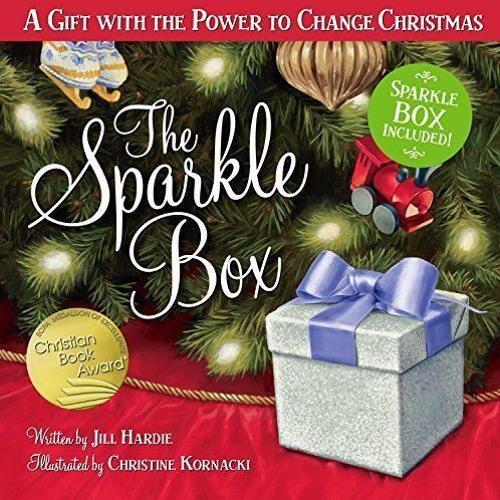 Jill Hardie:  The Sparkle Box