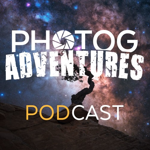 Derek Sturman | Interview Landscapes Night Photography and the biggest Misadventure so far! | Ep 106