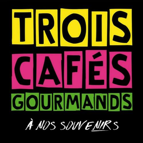 NRJ TROIS CAFÉS GOURMANDS - À NOS SOUVENIRS (PN2)
