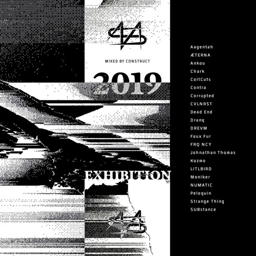 Exhibition 2019 - Mixed By Construct