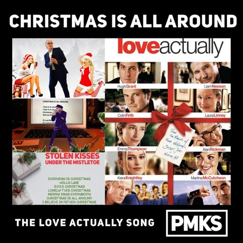 Christmas Is All Around.Christmas Is All Around By P M K S Free Listening On