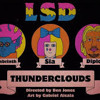 LSD - Thunderclouds feat. Sia, Diplo, Labrinth (Pursu1tist Remix)