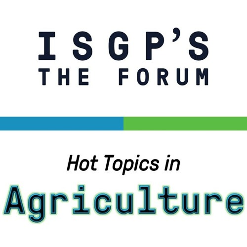 Hot Topics in Agriculture